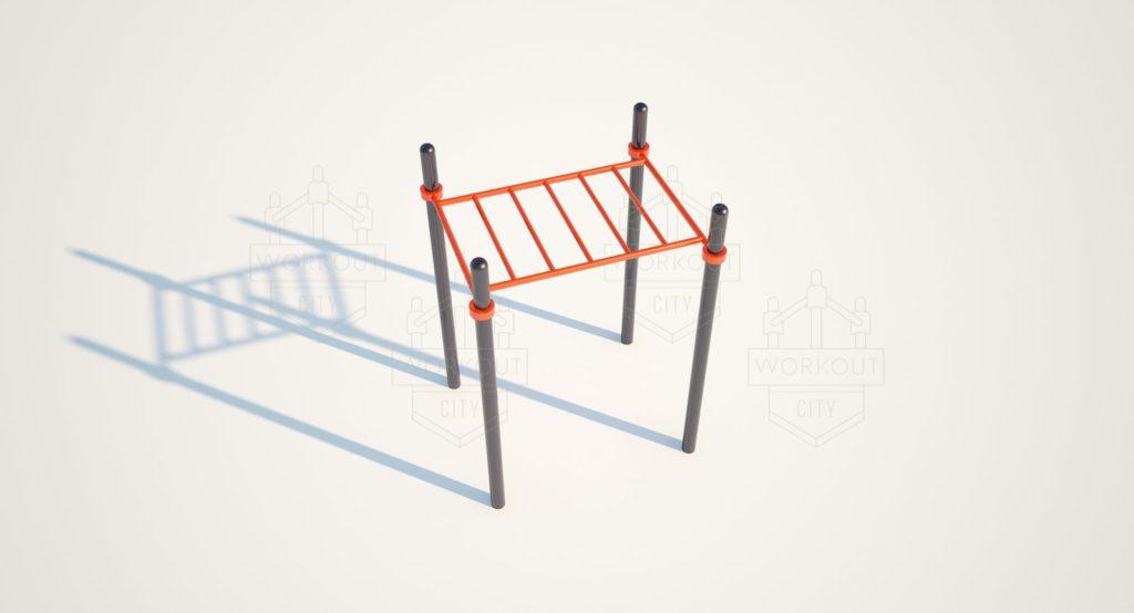 Рукоход горизонтальная лестница WS-19